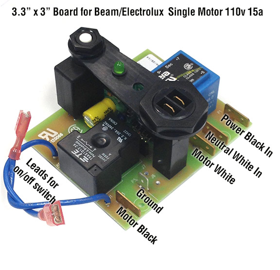 Beam Motor Circuit Board