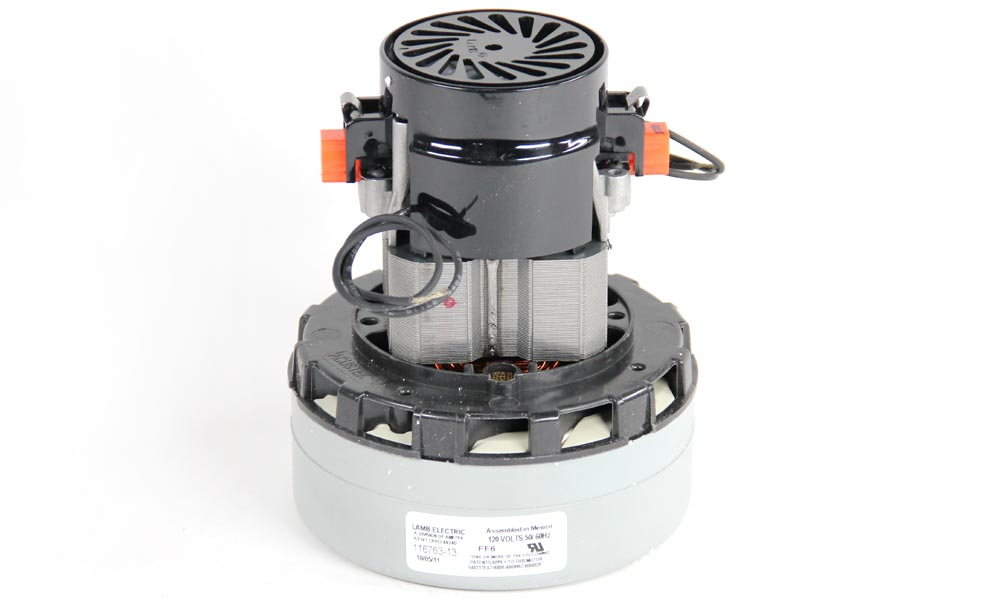 116763 lamb ametek motor for airvac central Lamb vacuum motor parts
