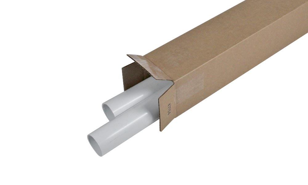 4 Feet Of Central Vacuum Pvc Pipe For Easy Flo Central